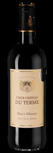 Вино Vieux Chateau du Terme, Maison Bouey, 2016 г.