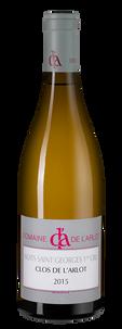 Вино Nuits-Saint-Georges Premier Cru Clos de l'Arlot Blanc, Domaine de l'Arlot, 2015 г.