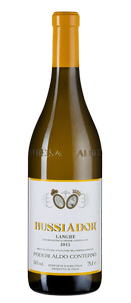 Вино Langhe Chardonnay Bussiador, Poderi Aldo Conterno, 2015 г.
