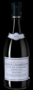 Вино Gevrey-Chambertin Premier Cru Clos du Fonteny, Domaine Bruno Clair, 2014 г.