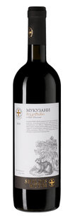 Вино Mukuzani Shildis Mtebi, Besini, 2018 г.