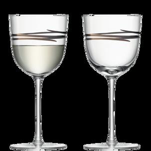 Набор из 2-х бокалов LSA International Remi для белого вина