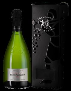 Шампанское Special Club Grands Terroirs de Chardonnay Extra Brut, Pierre Gimonnet & Fils, 2012 г.
