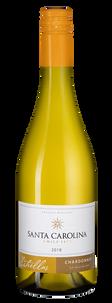 Вино Estrellas Chardonnay, Santa Carolina, 2018 г.