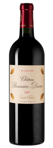 Вино Chateau Branaire-Ducru, 2007 г.