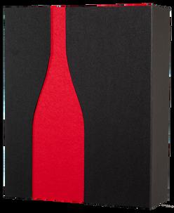 Коробка для 2-х бутылок