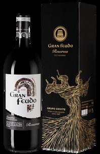 Вино Gran Feudo Reserva, Bodegas Chivite, 2010 г.