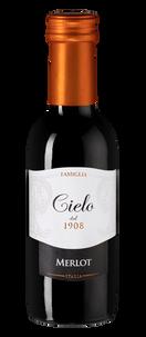Вино Merlot, Cielo, 2017 г.