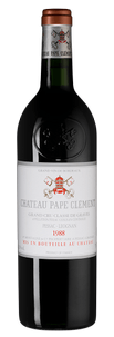 Вино Chateau Pape Clement Rouge, 1988 г.
