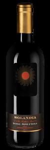 Вино Solandia Shiraz-Nero d'Avola, GIV, 2017 г.
