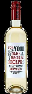 Вино Escape Chardonnay, Growers Wine Group, 2017 г.