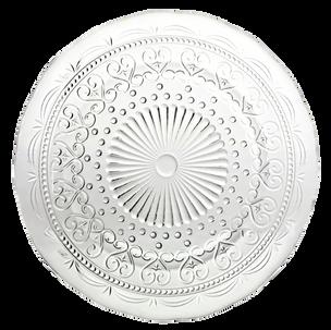Provenzale - coordinate Plate (Transparent)
