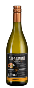 Вино Steakwine Chardonnay, Penaflor, 2017 г.