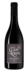 Вино Le clan des Loups (Cotes du Rhone Villages), Cellier des Chartreux, 2017 г.