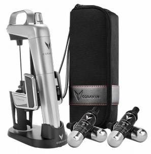 Система для подачи вин по бокалам Coravin Model 2 Elite Pro(Серебристый)