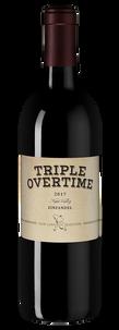 Вино Triple Overtime Zinfandel Napa Valley, Igor Larionov, 2017 г.