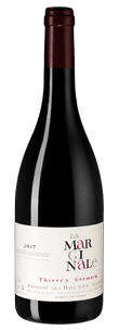 Вино La Marginale, Thierry Germain, 2017 г.