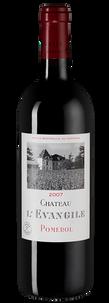 Вино Chateau L'Evangile, 2007 г.