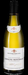 Вино Chassagne-Montrachet, Bouchard Pere & Fils, 2017 г.