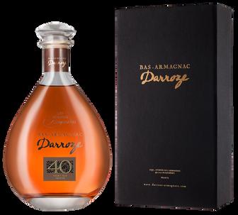 Арманьяк Bas-Armagnac Darroze Les Grands Assemblages 40 Ans d'Age