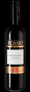Вино Romio Nero d'Avola, Caviro, 2018 г.