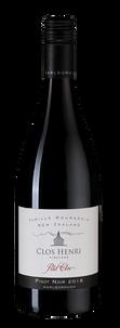 Вино Petit Clos Pinot Noir, Clos Henri, 2018 г.
