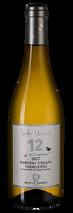 Вино Solo Dodici Vermentino Maremma Toscana, Dodici La Madonna, 2017 г.