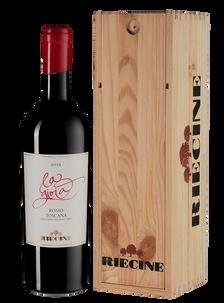Вино La Gioia, Riecine, 2015 г.