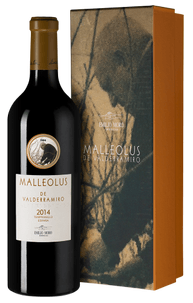 Вино Malleolus de Valderramiro, Emilio Moro, 2014 г.