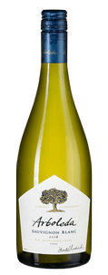 Вино Sauvignon Blanc, Vina Arboleda, 2018 г.