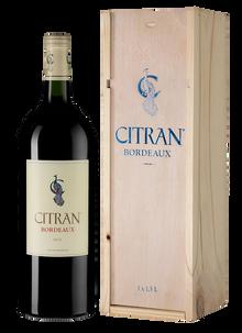 Вино Le Bordeaux de Citran Rouge, Chateau Citran, 2016 г.