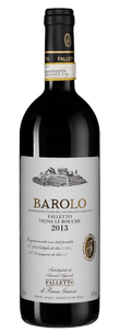 Вино Barolo Le Rocche del Falletto, Bruno Giacosa, 2013 г.