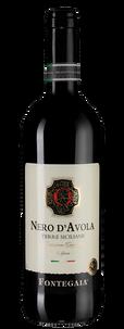 Вино Fontegaia Nero D'Avola, Casama, 2018 г.