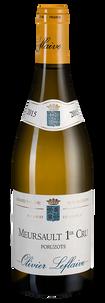 Вино Meursault Premier Cru Les Poruzots, Olivier Leflaive Freres, 2015 г.