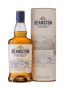 Виски Deanston Aged 12 Years