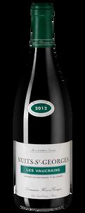 Вино Nuits-Saint-Georges Premier Cru Les Vaucrains, Domaine Henri Gouges, 2012 г.