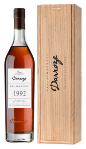 Арманьяк Bas-Armagnac Darroze Unique Collection Domaine de Rieston a Perquie 1992, 1968 г.