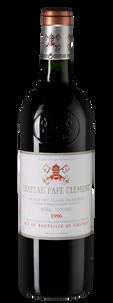 Вино Chateau Pape Clement Rouge, 1996 г.