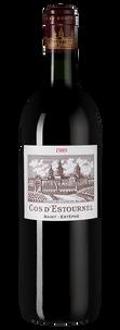 Вино Chateau Cos d'Estournel, 1989 г.