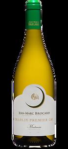 Вино Chablis Premier Cru Montmains, Jean-Marc Brocard (Domaine Sainte-Claire), 2014 г.