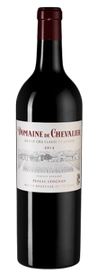 Вино Domaine de Chevalier Rouge, 2012 г.