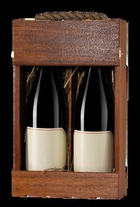 Сет для 2-х бутылок, Бургонь(мербау)